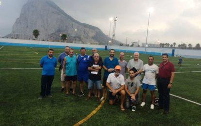 Inaugurados tres nuevos campos de fútbol 5 en la Ciudad Deportiva