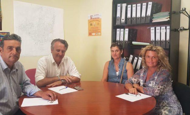 """Hoy se ha celebrado la primera reunión preparatoria del evento """"La Línea de Gibraltar"""", previsto para finales de septiembre"""