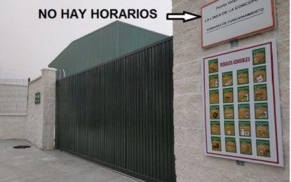 Ciudadanos La Línea denuncia la falta de gestión municipal de los servicios básicos del Polígono Zabal