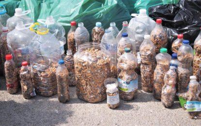 """Casi 8 toneladas de basuras y miles de colillas, balance de la campaña de recogida organizadas con motivo del """"Día Mundial de la Limpieza del Planeta"""""""