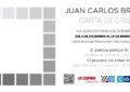 La galería Manolo Alés prepara la exposición del artista Juan Carlos Bracho