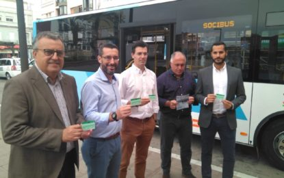 El alcalde y el subdelegado de la Junta en la comarca han participado en los actos de la Semana de la Movilidad