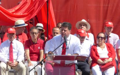 La Primera Ministra, May, y el Ministro Principal, Picardo, subrayan los inquebrantables lazos entre Reino Unido y Gibraltar y el derecho del Peñón a la autodeterminación