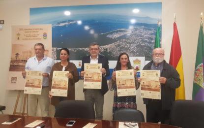 Presentadas las XIV Jornadas de historia del Campo de Gibraltar