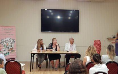 Arriaga asiste a la presentación del nuevo libro infantil de Soledad Ruiz