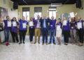 10 alumnos completan el curso 'Entendiendo las habilidades de trabajo de los jóvenes' en Gibraltar