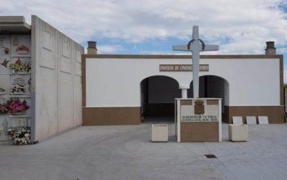 El Cementerio Municipal de San José se prepara para la conmemoración del Día de los Difuntos y la inauguración del Panteón de los Linenses Ilustres