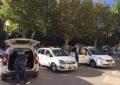 Movilidad Urbana comienza la inspección de los taxis de la localidad para renovar la autorización municipal anual