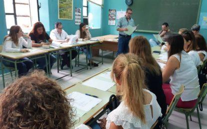 La Oferta Educativa Municipal 2018/19 incorpora 63 programas, de los que 13 son de nueva incorporación
