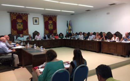 El pleno solicita a la Consejería de Educación que destine monitores para el alumnado con necesidades educativas especiales