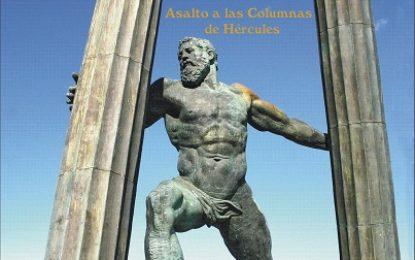 """Antonio S. Illescas presentará mañana en la biblioteca su novela """"Non plus ultra. Asalto a las columnas de Hércules"""""""