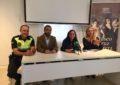 """Ayuntamiento e IES Mar de Poniente colaboran para poner en marcha la iniciativa """"Ponte guapa"""" que propiciará la realización de un mural en el perímetro del centro educativo"""