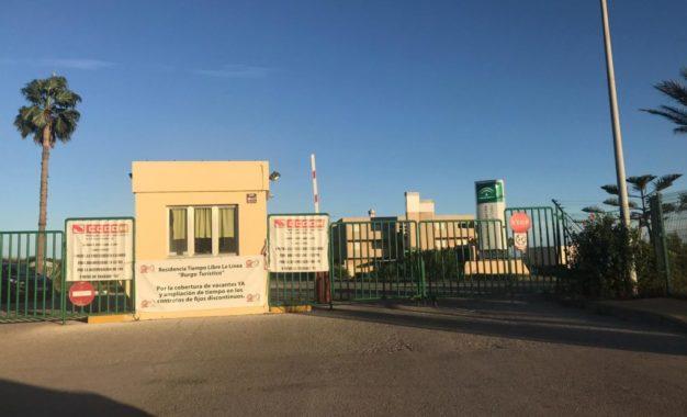 Populares La Línea contrarios a la privatización de La Residencia de Tiempo Libre de El Burgo