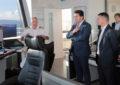 El Ministro Principal de Gibraltar inaugura las nuevas oficinas del Puerto situadas para permitir un control óptimo de las aguas de Gibraltar (con Galería de Fotos)
