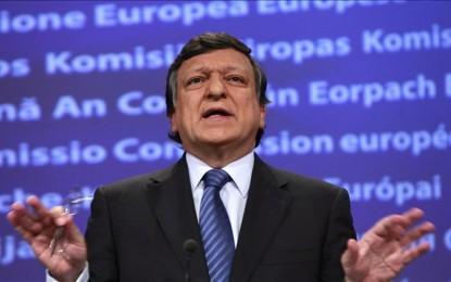 Barroso da 'un toque' a Rajoy: Cobrar una tasa por cruzar la verja de Gibraltar es ilegal