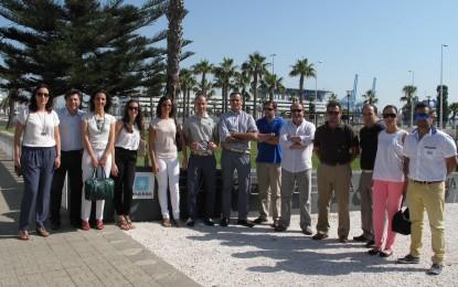 Nueva visita guida al Puerto de Algeciras