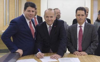 Día de Gibraltar en Zúrich y Conferencia Finanz'15