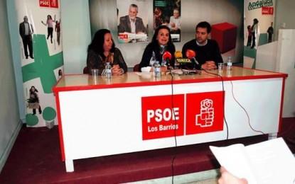 El equipo de gobierno tiene que rectificar el anuncio para la elección de Juez de Paz sustituto tras la denuncia del PSOE barreño