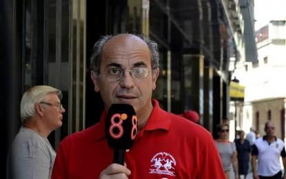 Uceda: «Loren Periáñez, como presidente de Apymell, se ha portado mal con los trabajadores de Gibraltar»