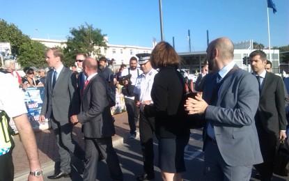 El Gobierno de Gibraltar insta a la acción tras la visita de la Comisión Europea
