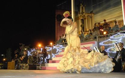 Johana Jiménez tuvo un momento para felicitar la labor de 'Amantes de la Copla'