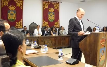Villar: «En La Línea, PP e IU acabarán dando ruedas de prensa conjuntas»