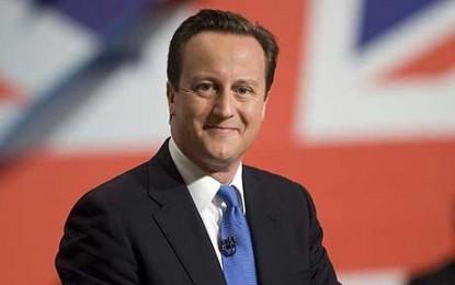 Cameron cumple su compromiso de incluir a Gibraltar en el referéndum sobre la UE