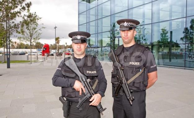 La Policía Real de Gibraltar refuerza la preparación de sus agentes para la lucha contra el crimen económico y el blanqueo