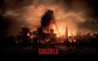 Godzilla, una gran pelicula, esta noche, miércoles en el cine de verano