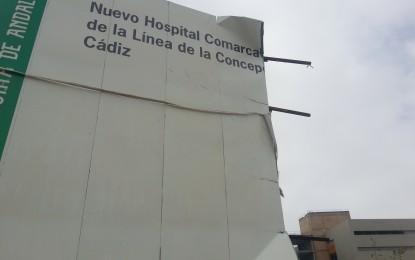 La alcaldesa espera que en los próximos días le puedan concretar si las obras del hospital tendrán un reinicio rápido