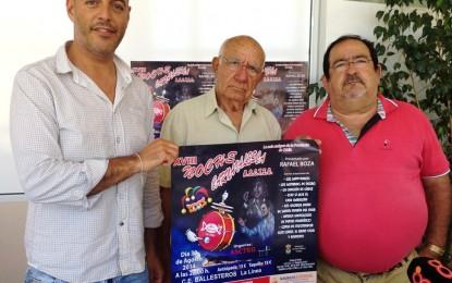Villalta confía en que el público llenará el Ballesteros para la Noche Carnavalesca