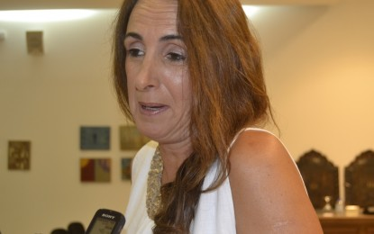 El PP dice que el expediente de Mónica Becerra ya está en el PP de Andalucía