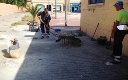 Pivotes de seguridad para la Plaza de Los Lirios
