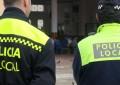 La Policía Local detiene a dos individuos con cocaína en un control de velocidad en la zona del Burgo