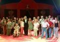 Niños de Nuevo futuro y Asansull conocieron el mundo del circo desde el interior