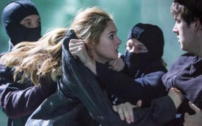 La película 'Divergente', mañana a las doce de la noche, en el cine de verano linense