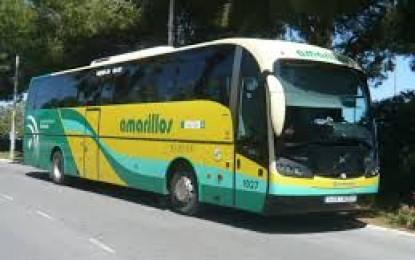 La mesa de contratación propondrá al pleno municipal la adjudicación del contrato de explotación de la estación de autobuses a favor de la empresa Amarillos Andalucía SLU