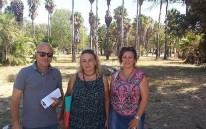 Nacho Macías visita a 'Los Locos del Parque'