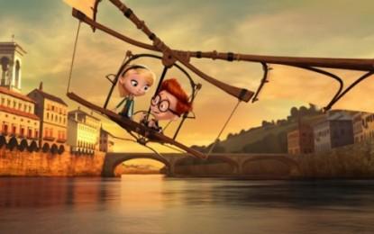 Las aventuras de Peabody y Sherman, mañana a las diez de la noche, en el cine de verano de La Línea