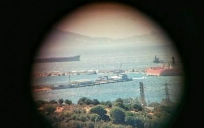 Abandona el puerto de Gibraltar el submarino nuclear estadounidense 'Annapolis'