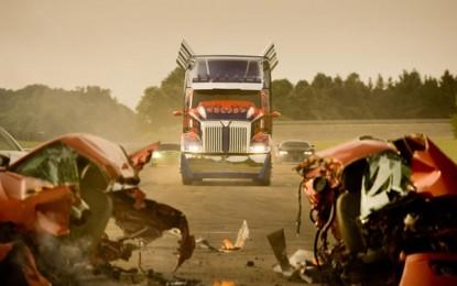 «Transformers, la era de la extición», a partir de mañana en sesión única en el cine de verano de La Línea