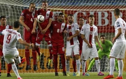 """Araujo: """"Seguiré trabajando para que la selección de Gibraltar pueda jugar en La Línea el resto de los partidos"""""""