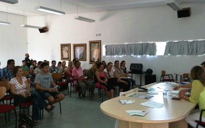 La Casa de la Juventud ha acogido una charla informativa del CADE sobre la lanzadera de empleo