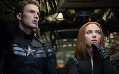 Capitán América: El soldado de invierno, película para esta noche en el cine de verano