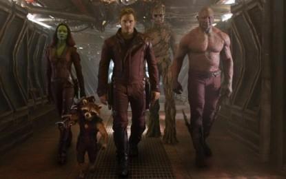Debido al enorme éxito que ha tenido, mañana miércoles de nuevo Los Guardianes de la Galaxia