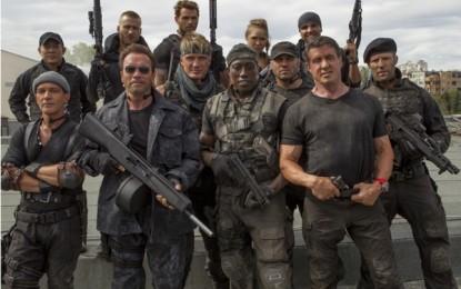 Nuevo estreno con Los Mercenarios 3 en el cine de verano de La Línea