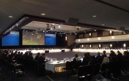 Gibraltar asiste a la 7ª edición del Foro Global de la OCDE