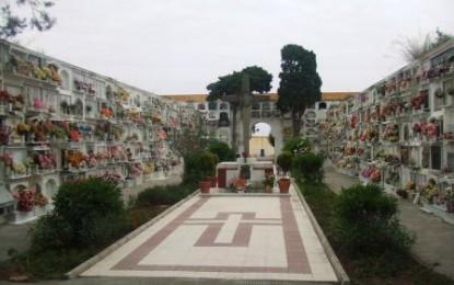 """Mario Fernández: """"La modificación del reglamento del cementerio busca facilitar a los interesados las gestiones administrativas para regularizar la titularidad de nichos dando más tiempo"""""""