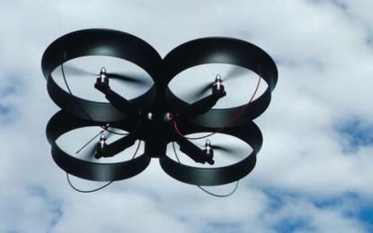 Control de pequeños vehículos aéreos no tripulados en Gibraltar