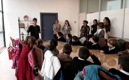 """Alumnos del Colegio Velada han participado este jueves en el programa de la oferta educativa """"conoce tu Ayuntamiento"""""""